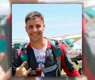 foto: Dos paracaidistas cayeron y murieron en Santa Fe