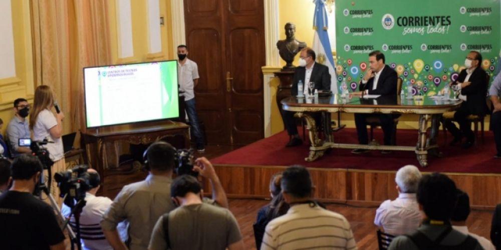 Corrientes: se esperan anuncios sobre cómo seguirá la cuarentena