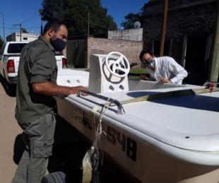 foto: Turismo: dotan de elementos para el control de recursos naturales