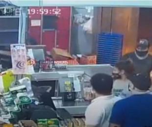 foto: Detuvieron a los autores de los robos a supermercados chinos