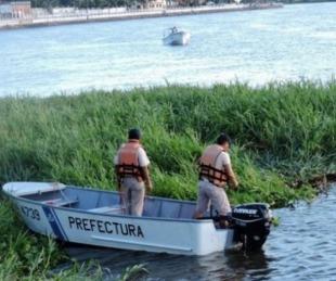 foto: Hallaron el cuerpo sin vida de un hombre en el río Paraná