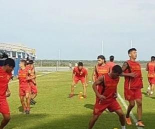 foto: Boca Unidos juega en Villa Ramallo para seguir en el torneo Federal A