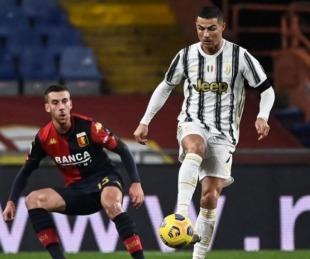 foto: Con goles de Dybala y Cristiano, Juventus derrotó a Genoa por 3-1