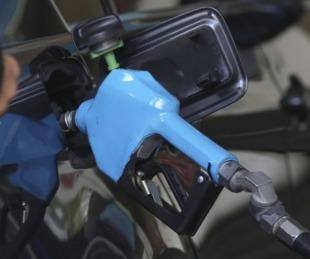 foto: Combustibles aumentan mañana un 6% por suba de los impuestos