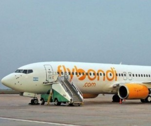 foto: Flybondi retoma vuelos a Corrientes con dos frecuencias semanales