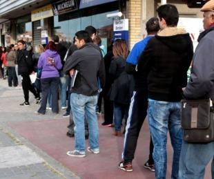 foto: La desocupación alcanzó el 11,7% en el tercer trimestre del año