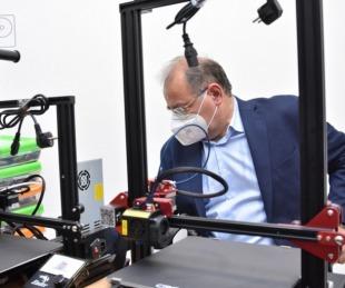 foto: Tassano inauguró un nuevo espacio de capacitación tecnológica