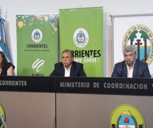 foto: Presentaron la recolección diferenciada de residuos en Capital