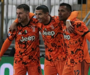 foto: Con dos de Cristiano, Juventus derrotó 4-0 a Parma por Serie A