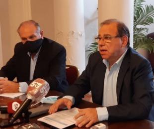 foto: Tassano anunció la bancarización de todo el personal Neike municipal