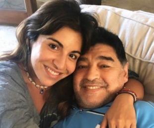 foto: Sorpresiva decisión de Gianinna Maradona en las redes sociales