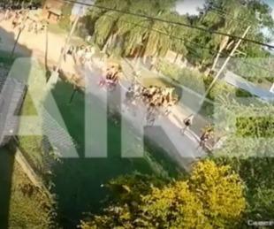 foto: Santa Fe: Desactivaron una multitudinaria fiesta clandestina
