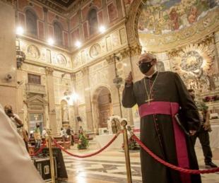 foto: Ex seminaristas denunciaron a un arzobispo por abuso sexual