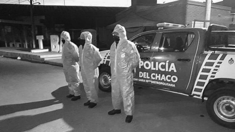 Chaco: nuevas restricciones de circulación por la alarma sanitaria