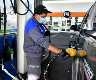 YPF aumentó alrededor de 3% el precio de los combustibles