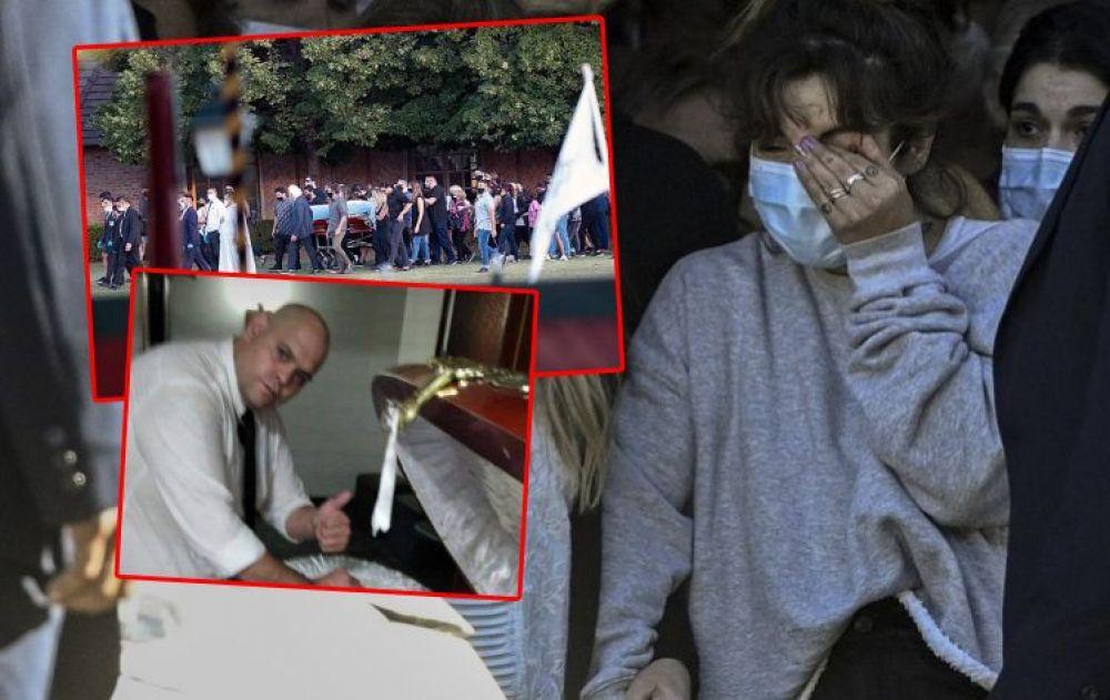 Gianinna Maradona habló de las repudiables fotos de Diego muerto