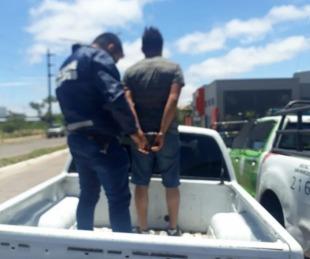 foto: Barrio Pirayuí: Policía detuvo a un joven acusado por abuso sexual