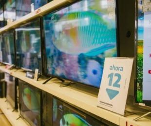 foto: Rigen los impuestos en televisores, celulares y aires acondicionados