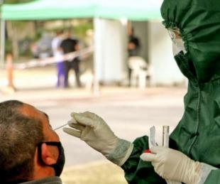 foto: Intendente correntino dio positivo de covid tras el segundo hisopado