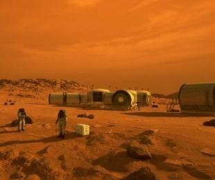 Descubren cómo hacer combustible en Marte para volver a la Tierra