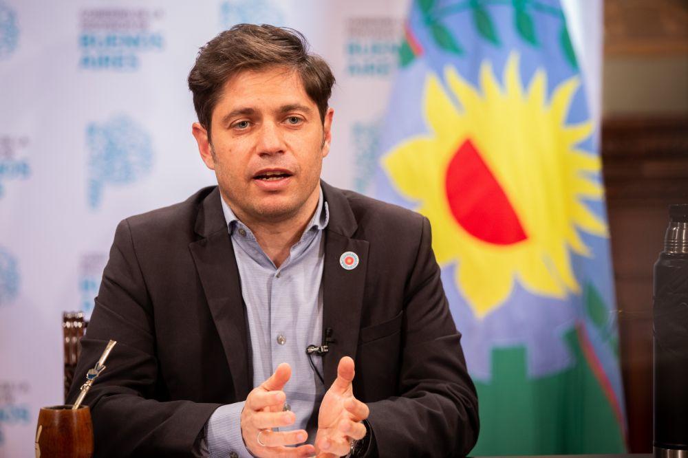 Axel Kicillof: la campaña antivacunas fracasó