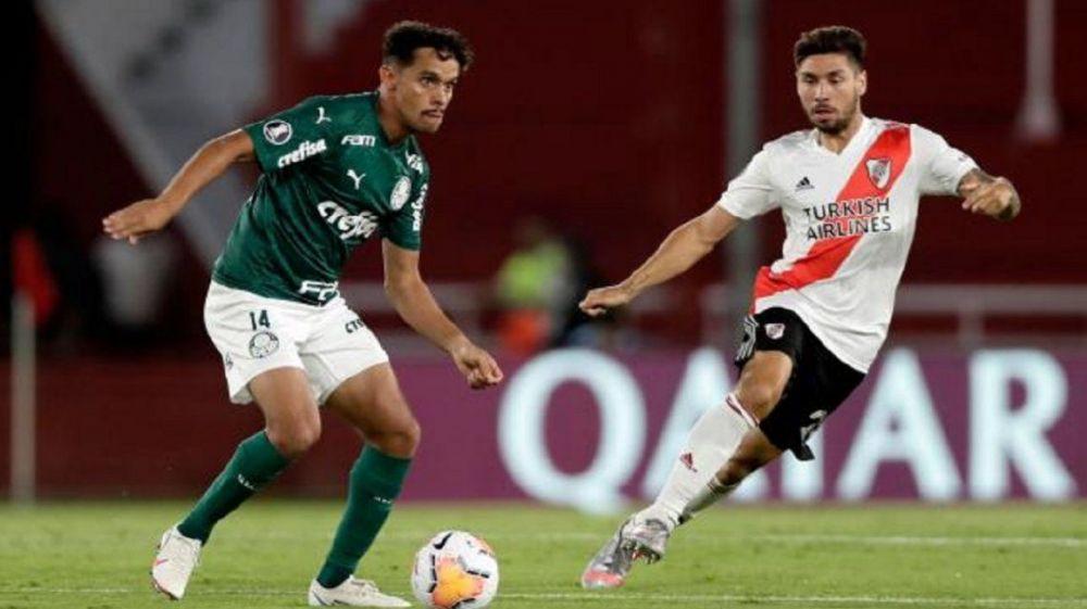 Palmeiras vs. River por las semifinales de la Copa Libertadores