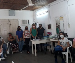 foto: Comenzó  curso de verano en la Escuela Municipal Antonio Villarreal