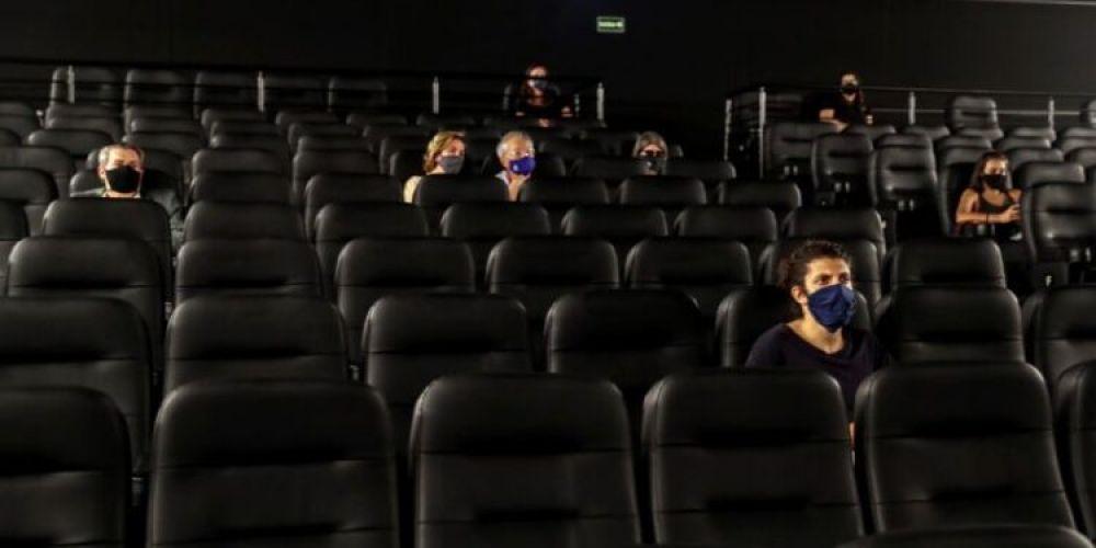 Cómo es el protocolo aprobado para la reapertura de los cines
