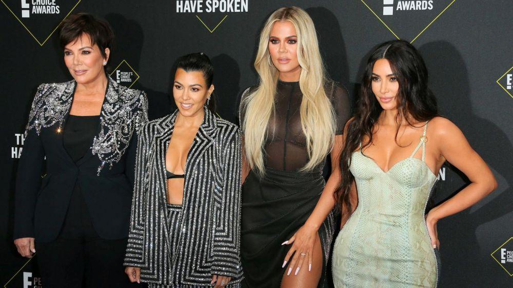 Las Kardashian le regalaron un reloj de lujo a cada miembro del staff de su programa