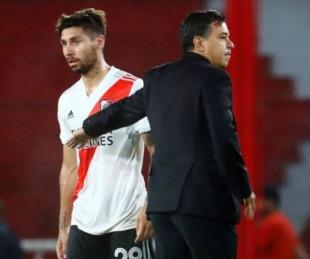 foto: River: el posible éxodo que inquieta a Marcelo Gallardo