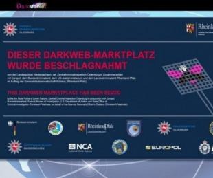 foto: Detienen al responsable del mercado ilegal más grande de internet