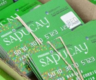 foto: Desde este viernes se habilitan las Tarjetas Sapucay