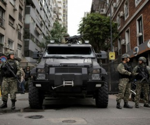 foto: Nación recibió una alerta internacional por posible atentado