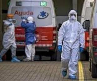 foto: Covid19 en Argentina: confirmaron 103 muertes y 12.332 nuevos casos