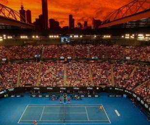 foto: Australian Open: 47 tenistas no entrenarán durante 14 días