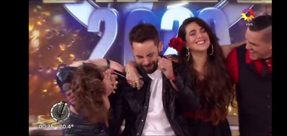 Cachete Sierra e Inbal Comedi son los campeones del Cantando 2020