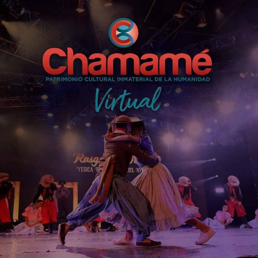Festival Virtual del Chamamé: cuál es la grilla de la segunda noche