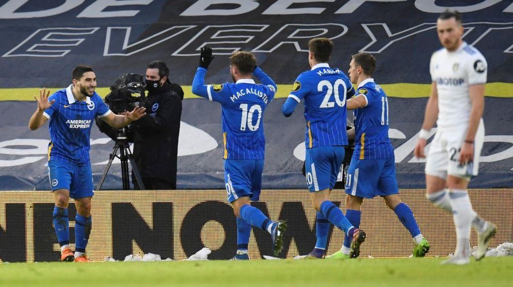 El Leeds de Bielsa perdió su tercer partido seguido en Inglaterra