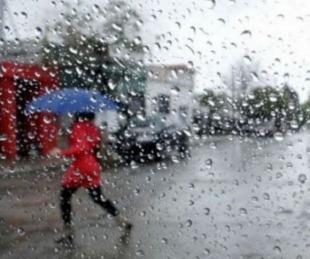 foto: Video: Persiste el alerta por tormentas para Capital e interior