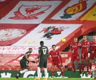 foto: Liverpool y Manchester United empataron 0-0 en un gran partido