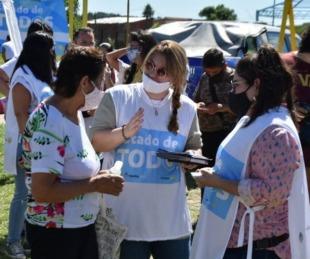 foto: Estado de Todos brindó atención a cientos de correntinos