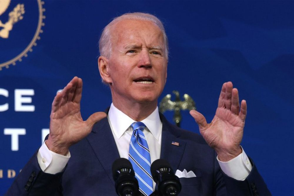 Los principales objetivos de Biden para sus primeros 100 días