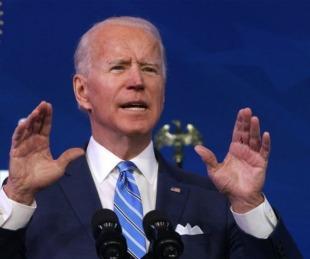 foto: Los principales objetivos de Biden para sus primeros 100 días