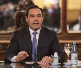 foto: Valdés es el segundo gobernador con mejor imagen en el país
