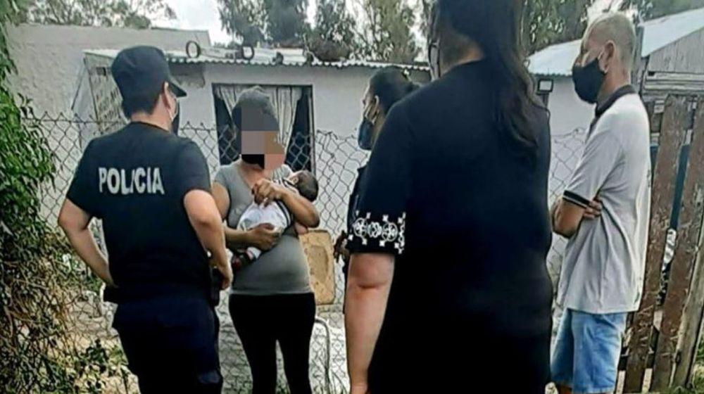 Entre llantos, un nene de 10 años denunció que en su casa lo golpeaban