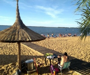 foto: Paso de la Patria y Empedrado, los destinos elegidos por los turistas