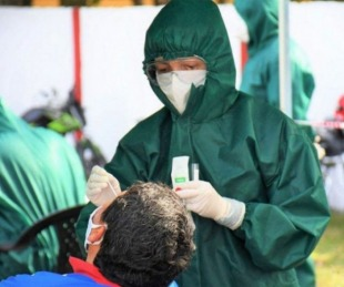 foto: Corrientes: detectaron 112 casos de Coronavirus, 58 son de Capital