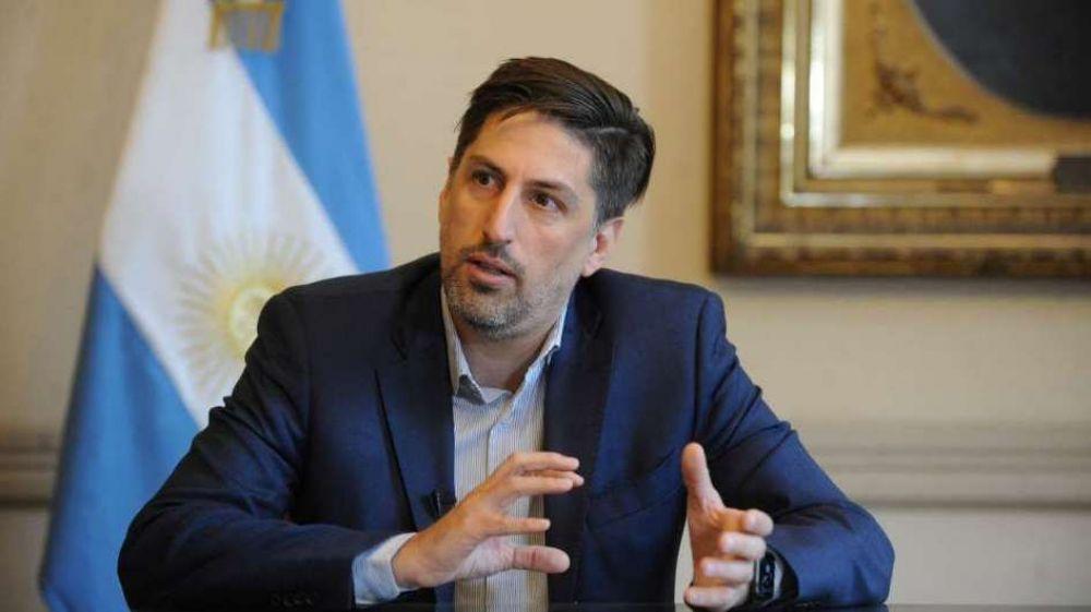 Nicolás Trotta mantendrá reuniones con referentes del Frente de Todos