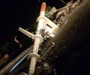 foto: Los videos registrados por las personas que sintieron el sismo