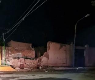 foto: Sismo en San Juan: